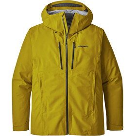 Patagonia M's Triolet Jacket Textile Green